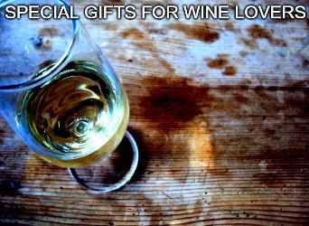 special gifts for wine lovers